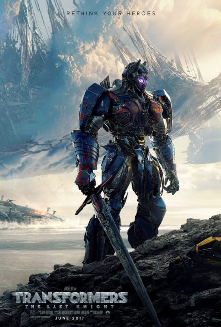 TRANSFORMERS-5:THE LAST KNIGHT
