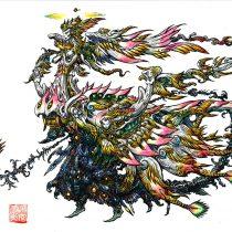 ファイナルファンタジー「シド」と「アルテマ」のデザイン画公開!