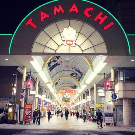 香川県高松市_商店街_丸亀町