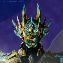 「GARO -VERSUS ROAD-」黄金騎士ガロ