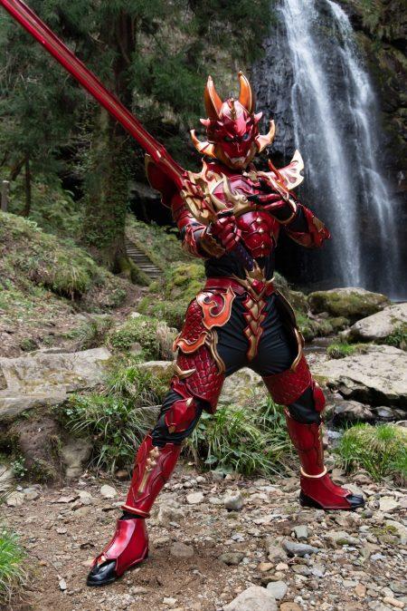 龍蛇神 䰠紅-SINKU-